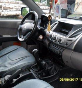 Mitsubishi L200, 2012