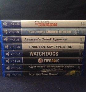 Продам Игры для PS3/4 XBOX360/ONE