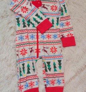 Новогодняя пижама