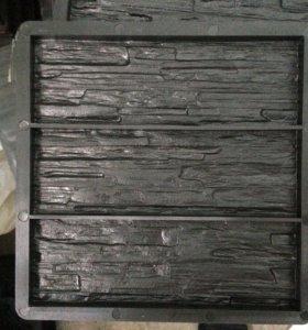 Формы для изготовления отделочного камня