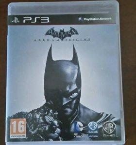 Игра на PS3 BATMAN ARKHAM ORIGINS