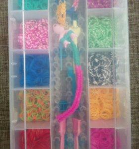 Набор плетения из резиночек