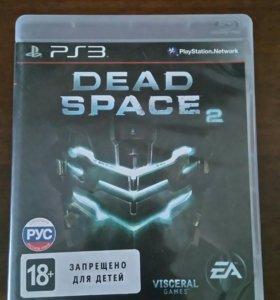 Игра на PS3 DEAD SPACE 2