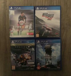 Ps4 Игры Sony Playstation 4