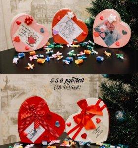 Подарок на 23 февраля и 8 марта