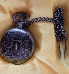 """Карманные часы """"Vongola Famiglia"""""""