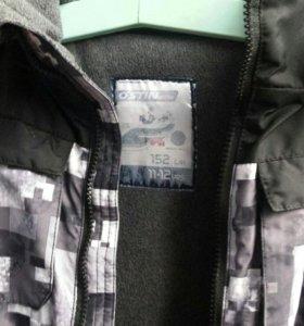 куртка весенне - осенняя подростковая