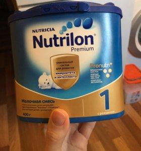 Сухая молочная смесь нутрилон