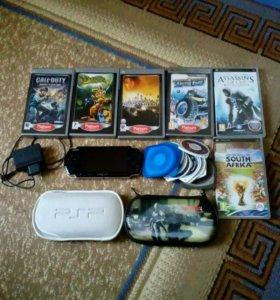 Игровая приставка SONY PSP 3008