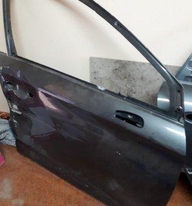 Двери передняя и задняя правые битая ситроен с4