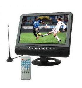 """Портативный телевизор с USB 7,5"""" Магазин Гарантия"""