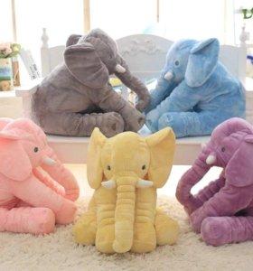 Мягкий слон