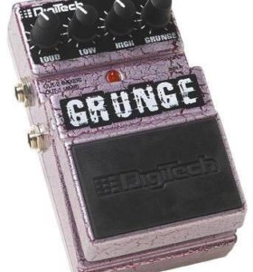 Новая Педаль эффектов Digitech Grunge Distortion