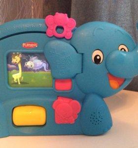 Развивающая игрушка слоник Playskool