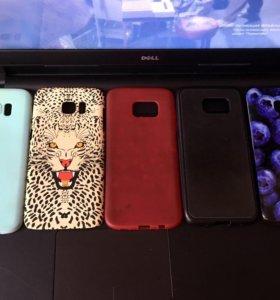 Чехлы Samsung s7 edge
