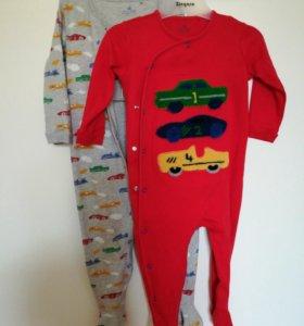 Пижама Next на рост 92см