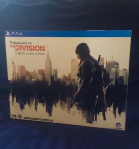 PS4 The DIVISION Sleeper Agent Edition