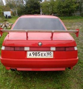 Alfa Romeo 164, 1990