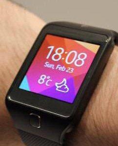 Часы Samsung gear 2 neo
