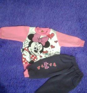 Костюм Minnie Mouse