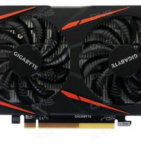 Видеокарта Gigabyte AMD Radeon RX 460 4GB