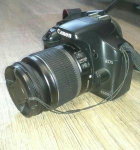 Зеркальная фотокамера Canon 450 D