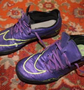 Бампы футбольные Nike Hypervenom