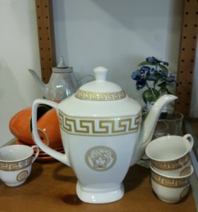 Большой заварочный чайник