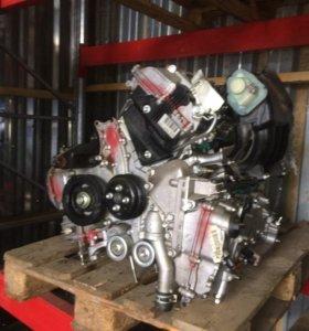 Контрактные двигатели для иномарок