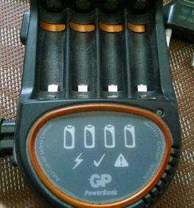 Зарядное для акк.батарей AA и AAA