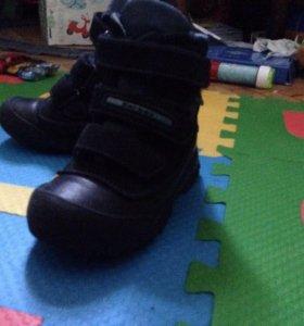Bartek ботиночки на липучках.