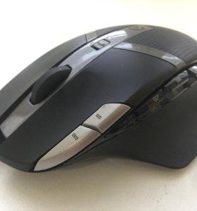 Беспроводная мышь Logitech g602