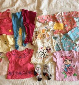 Одежда для девочки от 3 мес