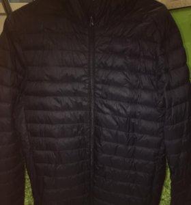 Куртка мужская пуховая.