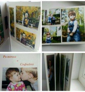 Фото книги на заказ
