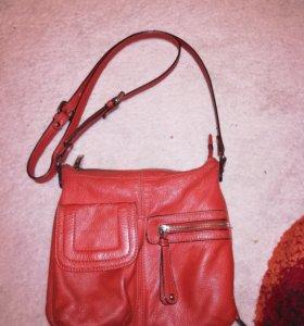 Кожаная сумка Orsa