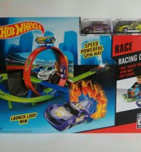 Трек Победителя Hot Wheels