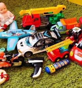 Игрушки- машинки
