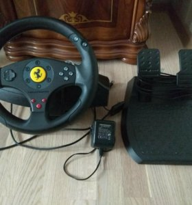 Руль ThrustMaster FerrariGT 2-in-1 Force Feedback