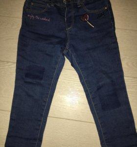 Zara джинсы и свитшот