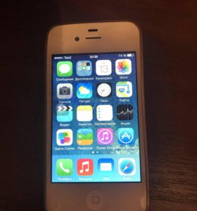 Айфон 4 на 8 гигов