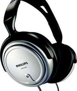 Наушники Philips SHP2500 Black-Silver