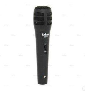 Микрофон BBK cm 110