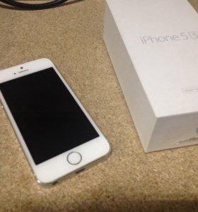 iPhone 5s, 16gb. Обмен