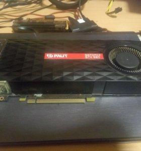 Palit GeForce GTX960 2G