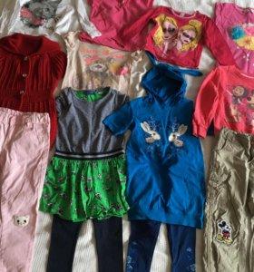 Одежда для девочки от 3 лет