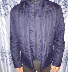 Куртка с капюшоном Осень/Весна