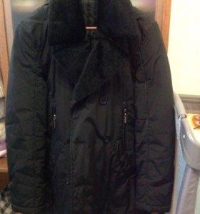 Мужская зимняя куртка, размер 46-48 (м)