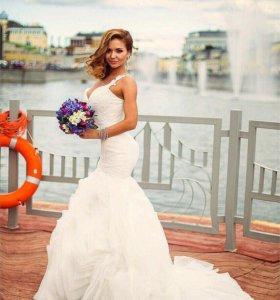 Новое! Свадебное платье срочно!