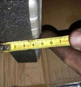 Радиатор отопителя солона на авто исузу 10т